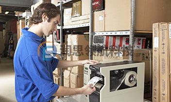 标签防呆打印与追溯系统