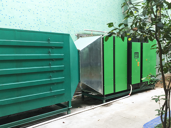 印刷废气处理设备(绿洲)