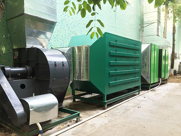 印刷废气处理设备 (绿洲)