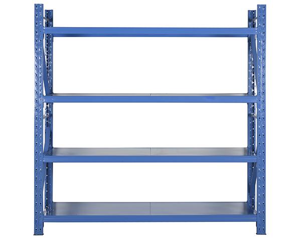四层货架蓝色
