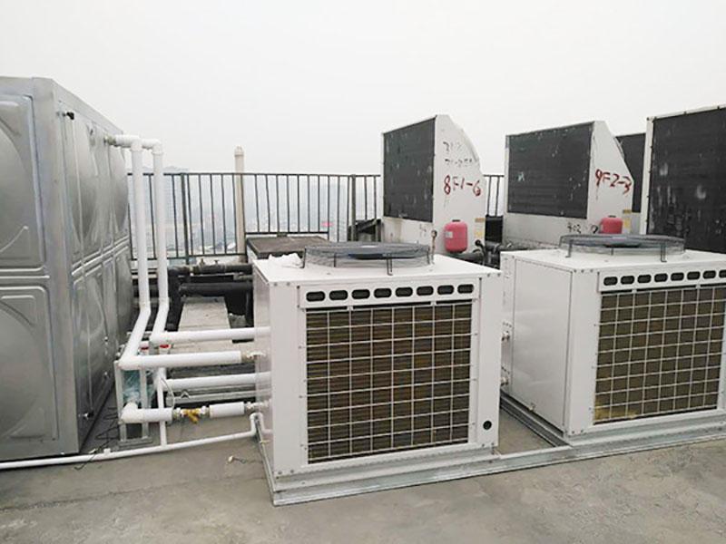 集中_成都大型热水工程生产_汇高机电
