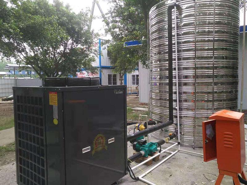 商用_德陽工地熱水系統系統_匯高機電