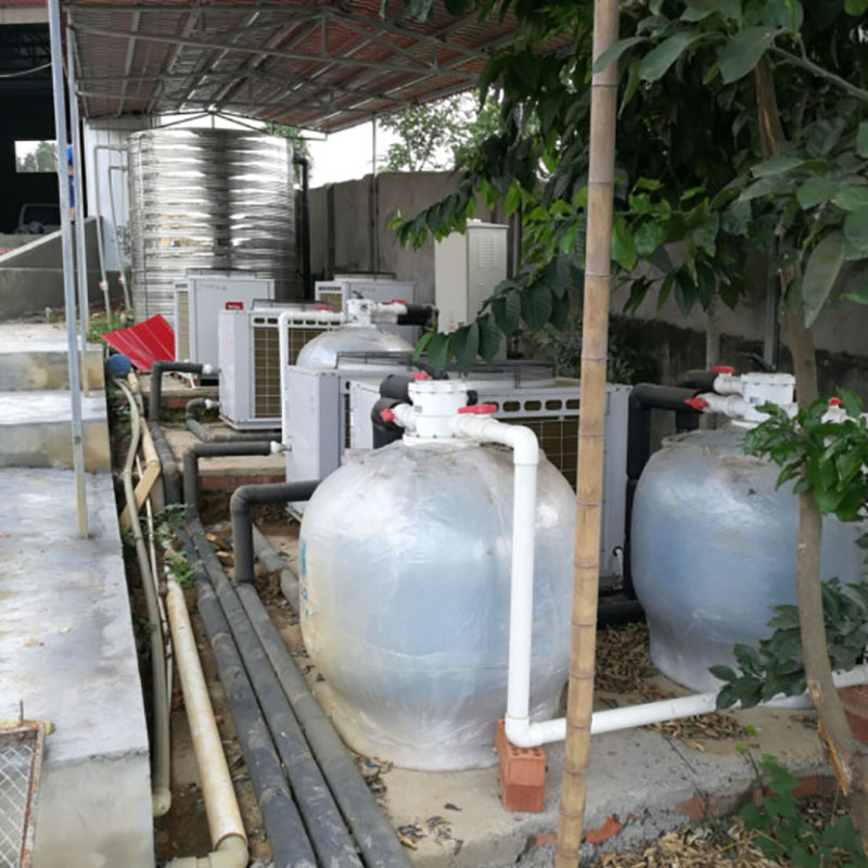 重慶家用空氣能采暖供應_匯高機電_專業_部隊_農村_家用