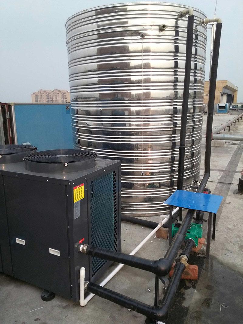 快速_自貢家庭熱水器生產_匯高機電