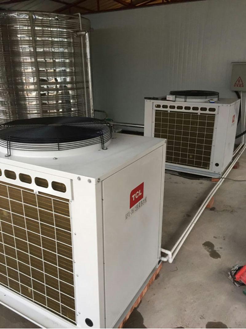 學校_酒店空氣能采暖供應商_匯高機電
