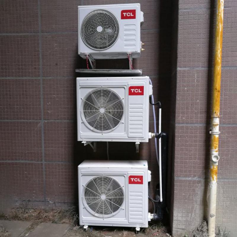 學校_專業空氣能采暖工程_匯高機電