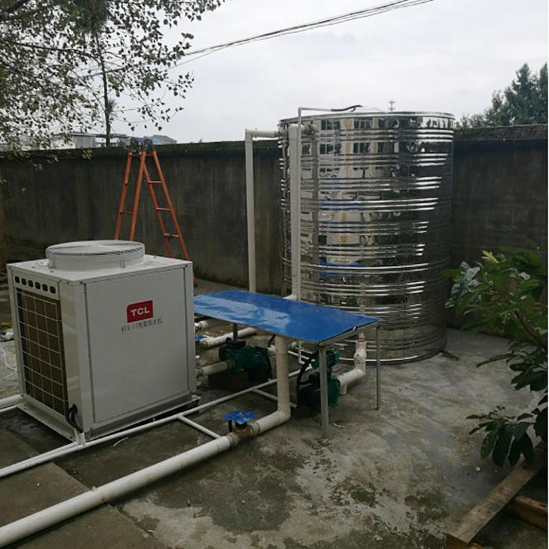 攀枝花热泵热水机哪家好_汇高机电_空气能_游泳池空气源