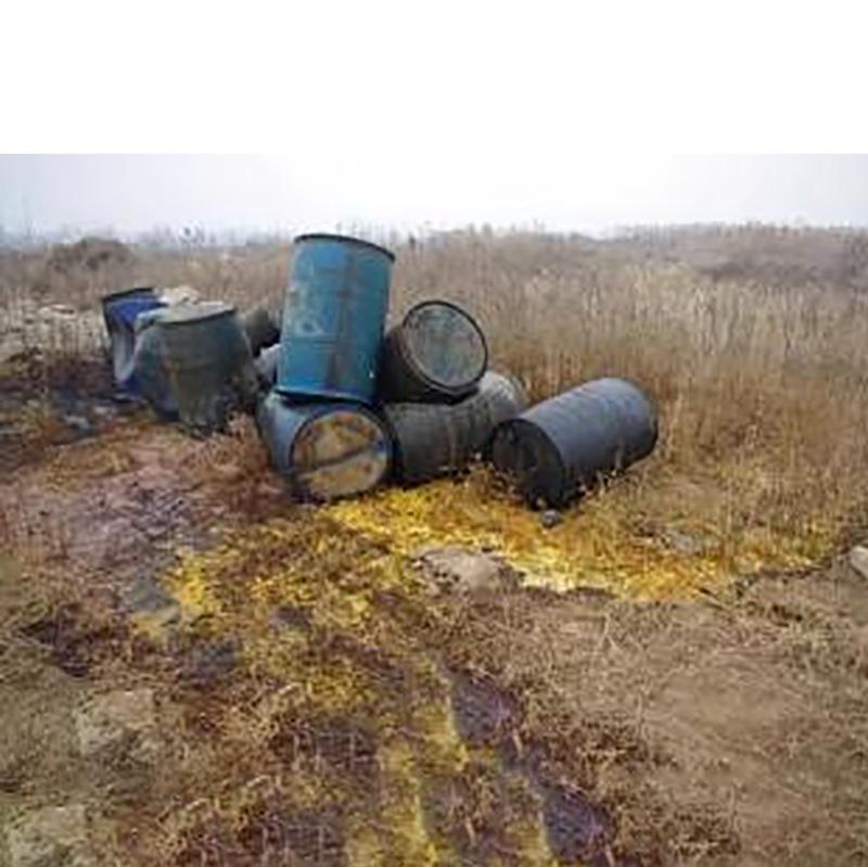废胶水工业废物处理_神都环保_工业_废天那水桶_废切削液_废轮胎