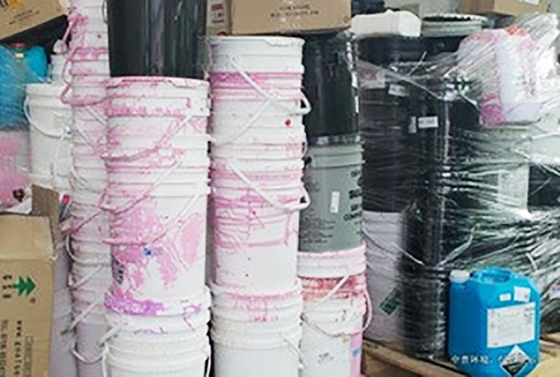 含油漆废水废弃物处理资质_神都环保_含油漆废液_企业_废导热油