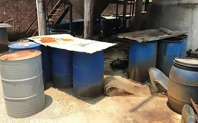 废润滑油报废机器设备多少钱_神都环保_砂石机_除油污泥_废切削液