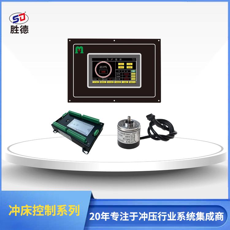 觸屏高速沖控制器 SD-1007