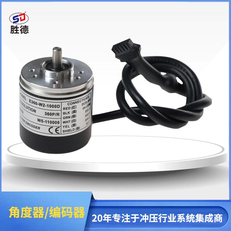 編碼器E360-W22-1000D