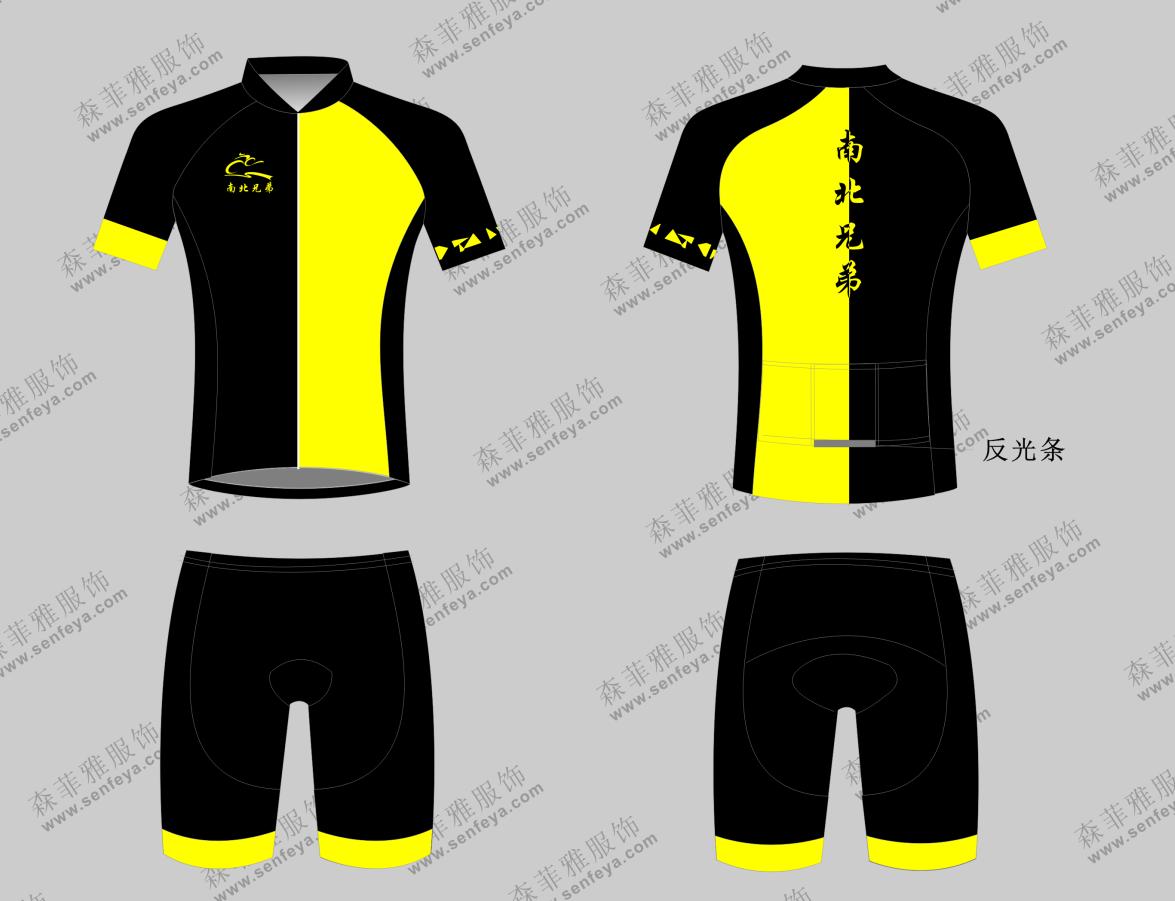 男短袖骑行服套装2018夏季透气山地自行车衣服春夏季动感单车服装