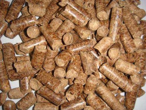生物质木屑颗料燃料
