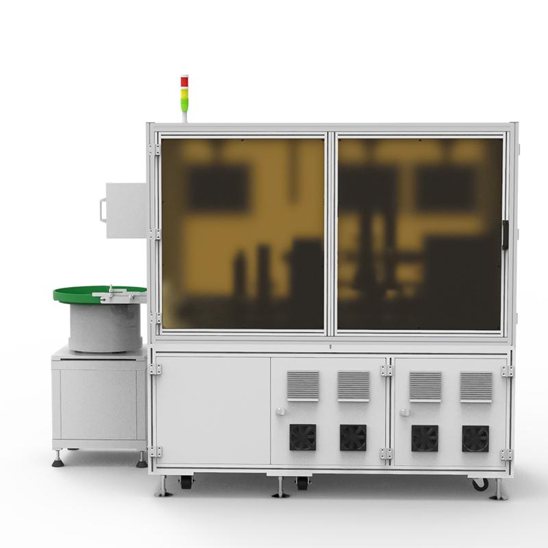 广东螺母视觉检测设备光滑度_尚菱视界_光谱共焦_螺母_机器_贝壳
