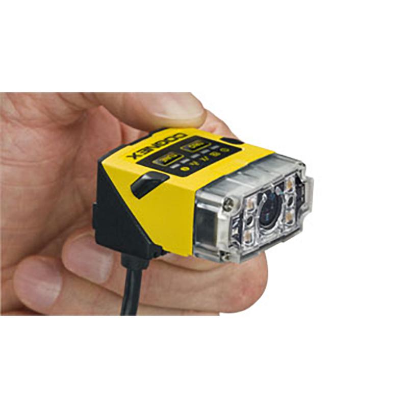 尚菱视界_物流_机械手DataMan150260读码器液态镜头