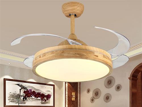 新中式吊扇灯1123