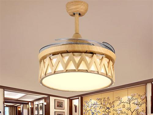 新中式吊扇灯1134