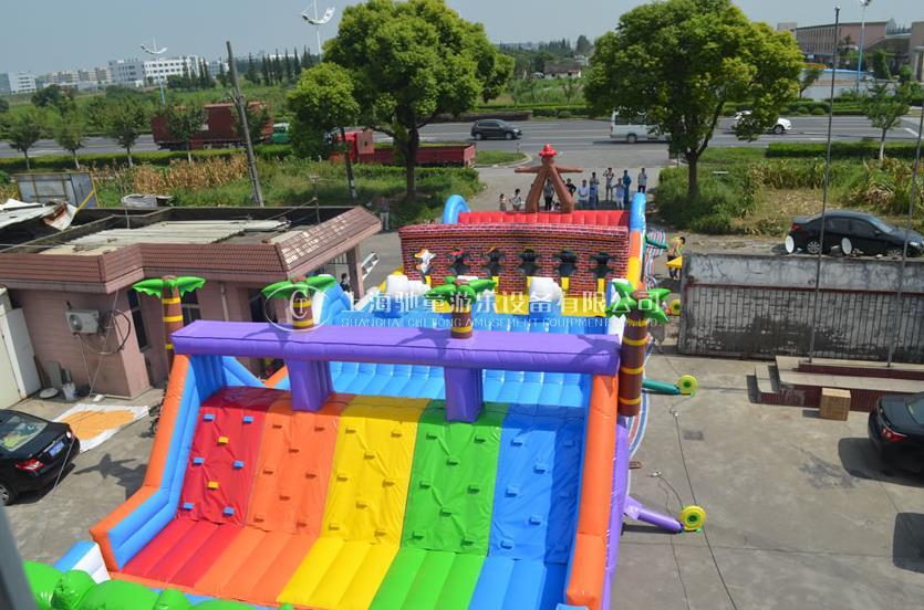上海充气城堡采购商 上海充气城堡哪家好 驰童供