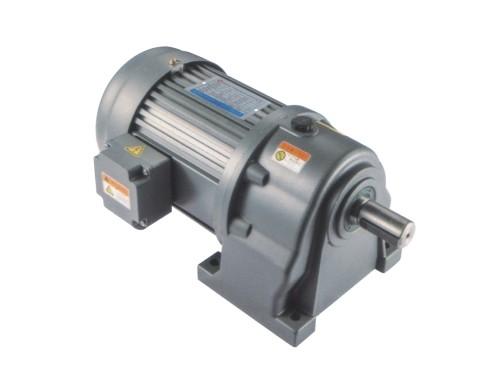 GH卧式附三相、单相l铝壳(刹车)齿轮减速电机