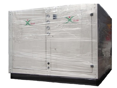 热回收水源高温热泵