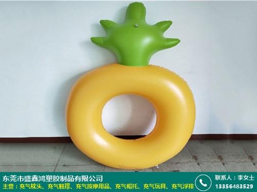 青島充氣浮排生產廠家采購訂單_盛鑫鴻