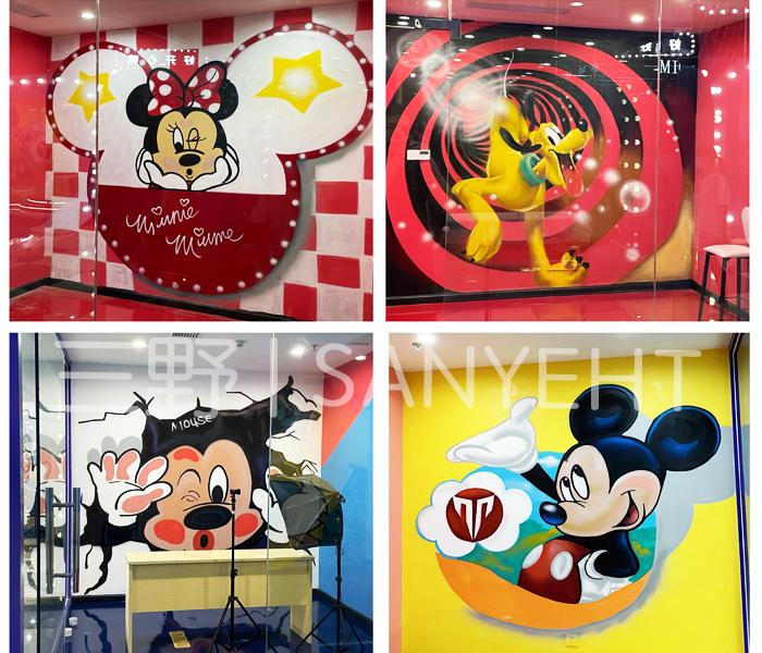 东莞迪士尼展馆项目·米奇系列1