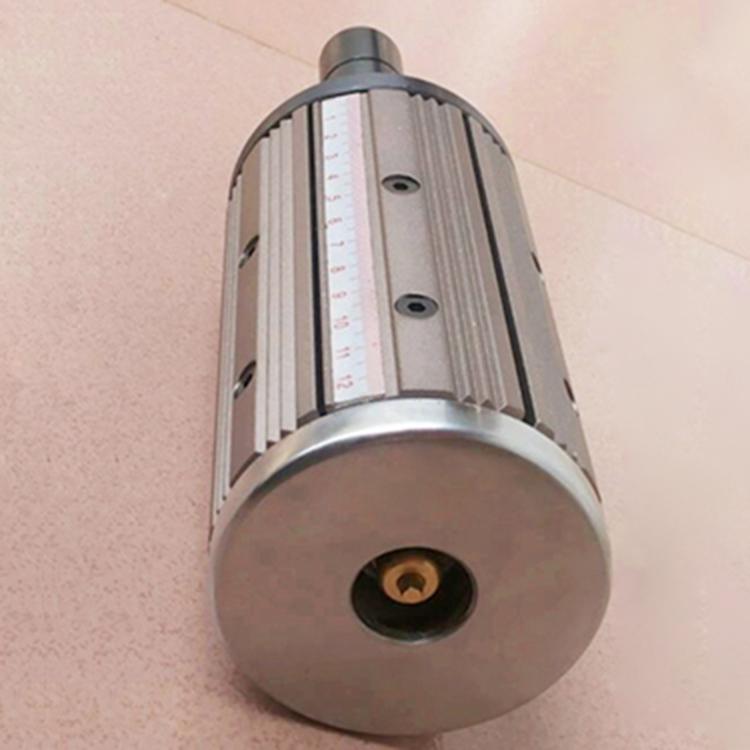 机械气胀轴生产商_燊泰机电_2寸板式_滑差_通长铝键_通键式