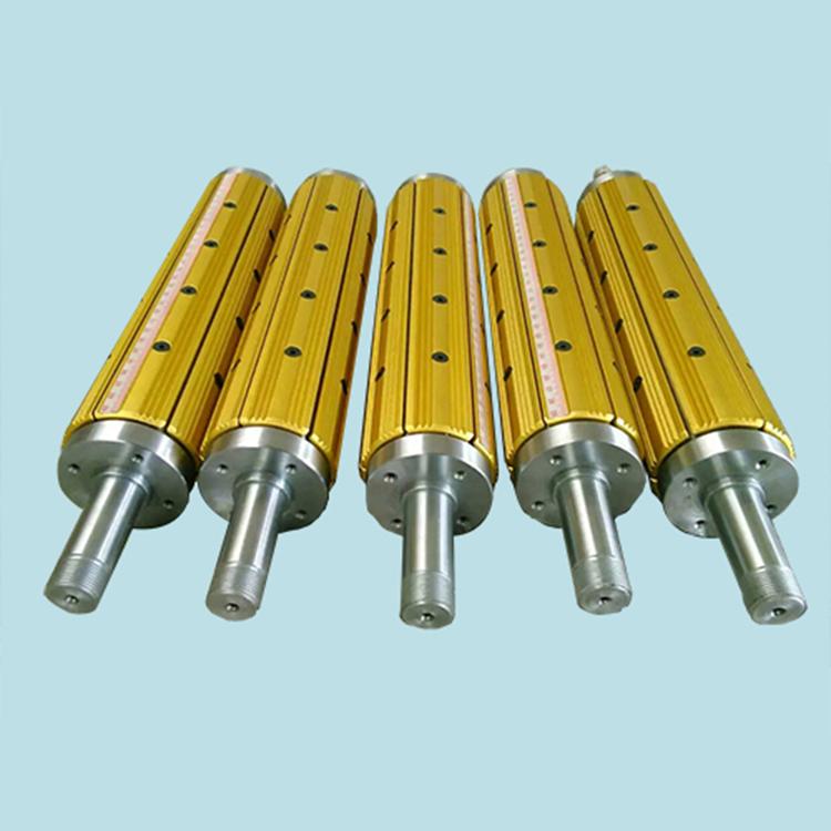 通长铝键气胀轴厂家价格_燊泰机电_板条式_8寸板式_凸键_机械式