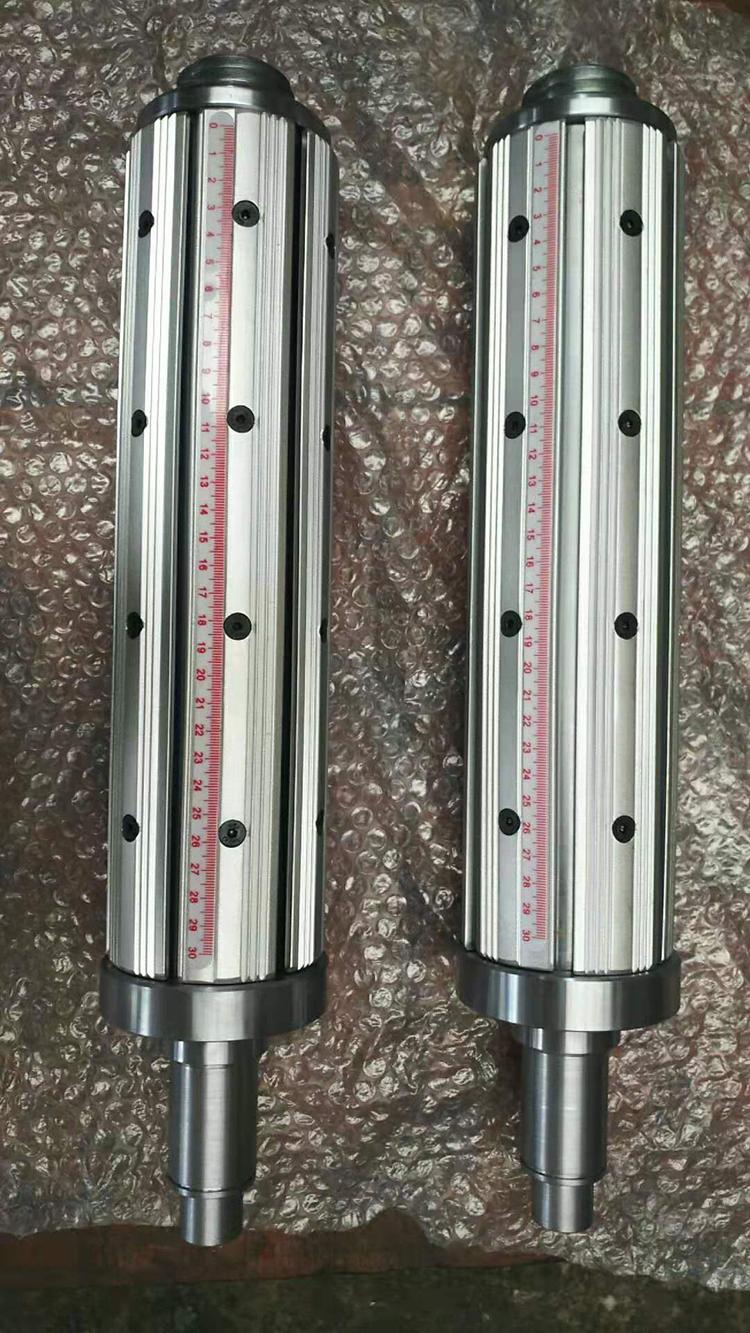 板式氣脹軸批發廠家_燊泰機電_滑差式_機械式_復卷機_懸臂式