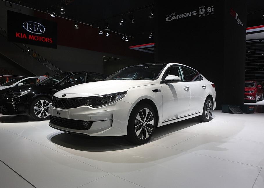 微首付以租代购2016款起亚K5,首付低至一成提车