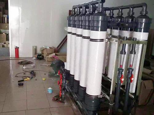 污水处理中水回用设备
