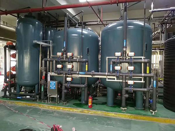 研磨廢水處理回用