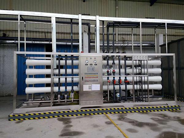 水污水处理中水回用设备