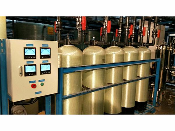 电镀涂装水处理设备