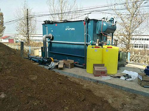 一体化污水水处理设备