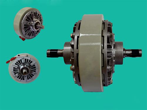 單軸_出軸磁粉離合器訂做_水記五金