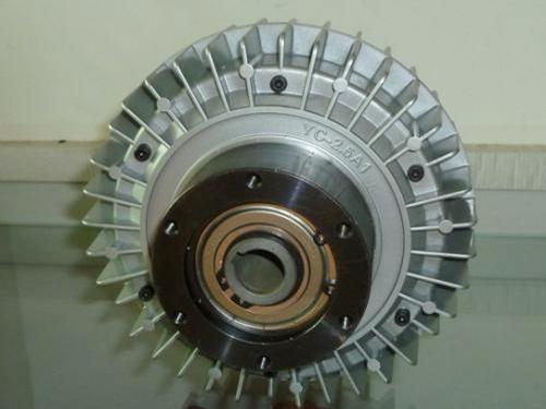 雙伸軸磁粉離合器訂購_水記五金_軸式_小_對軸型_內旋_單軸
