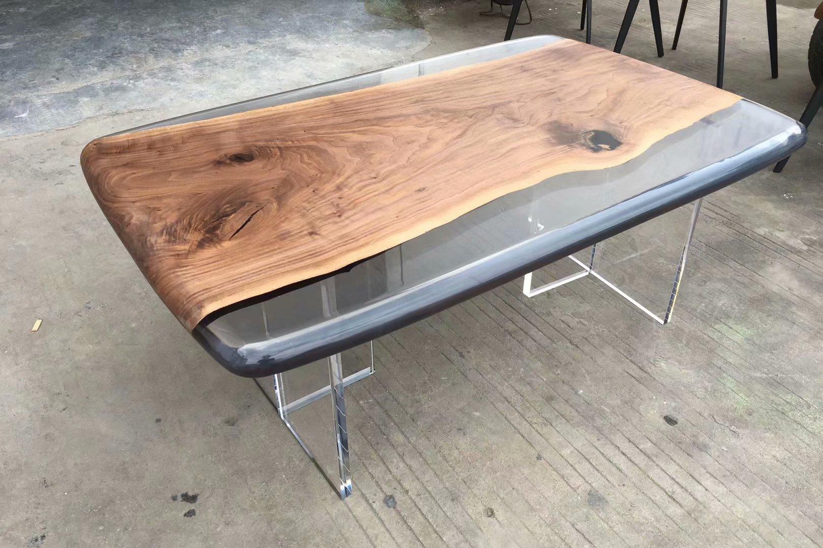 原实木家具-树脂倒模工艺
