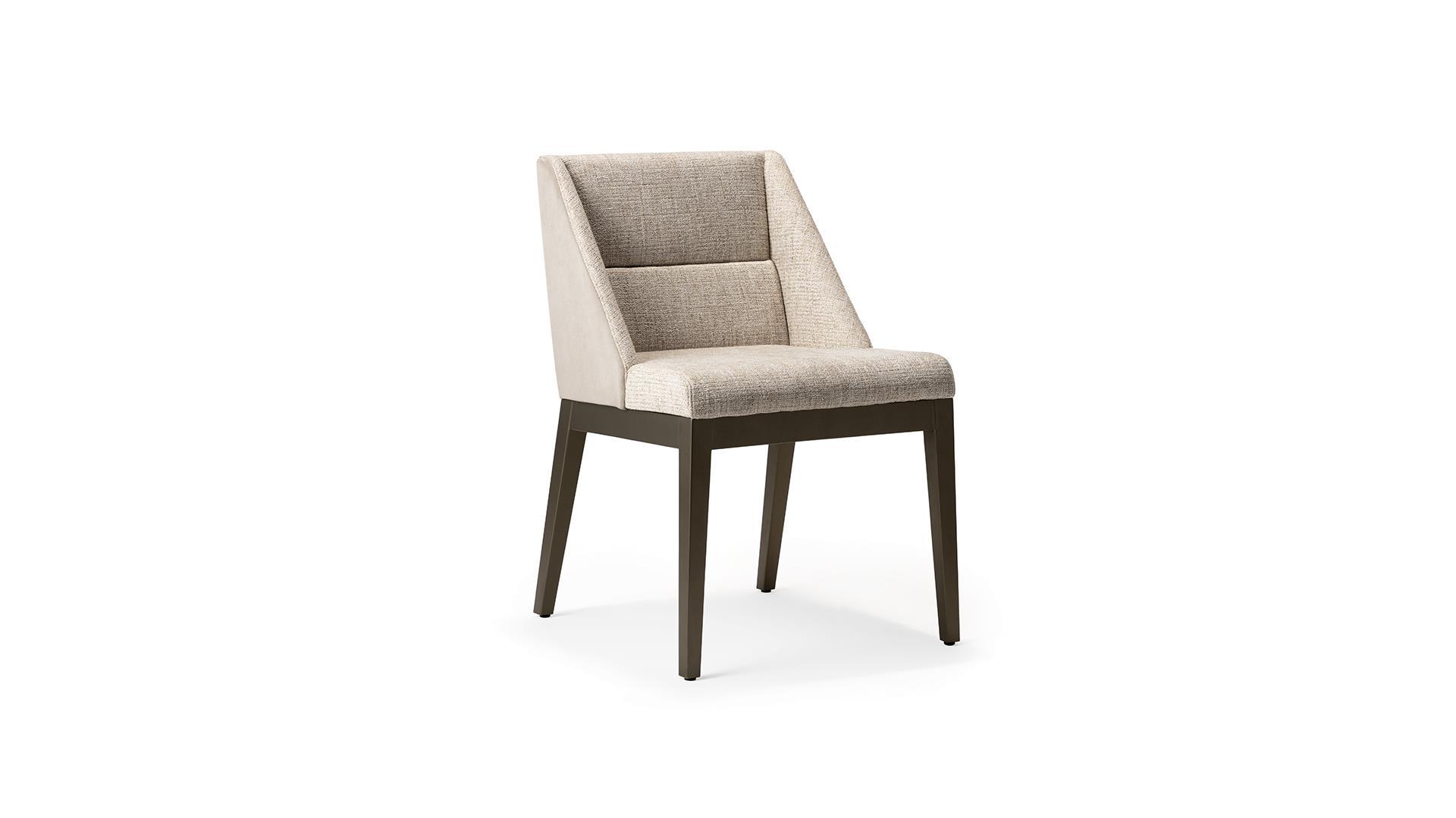 菱形扶手單椅