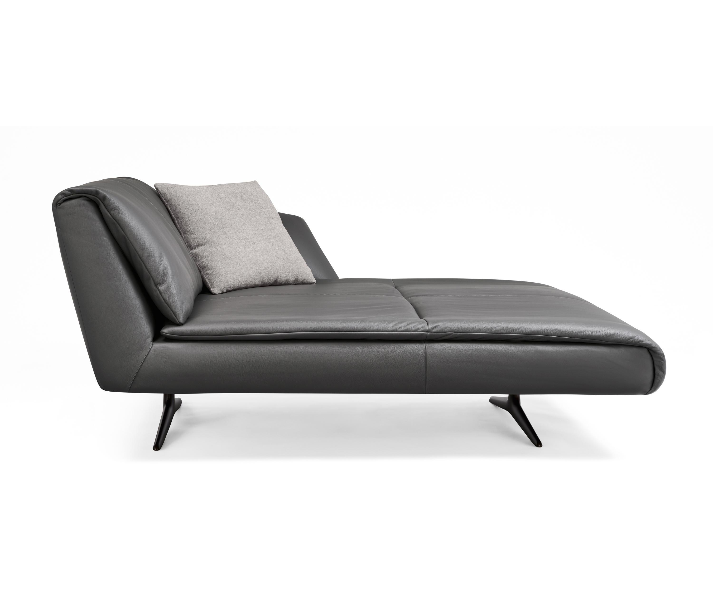 優質皮革躺椅