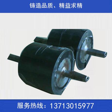 圆管机输送轮