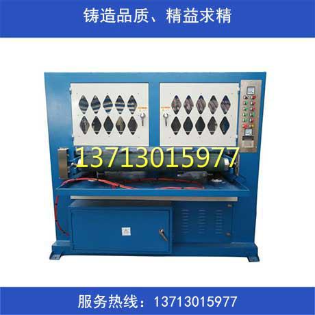 1300宽自动板材拉丝机
