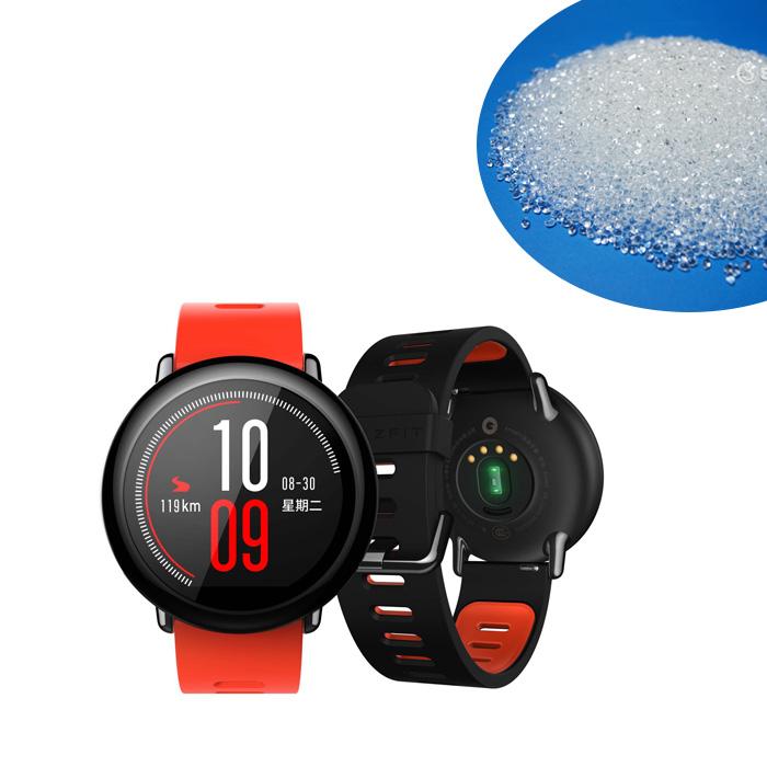 TPU聚醚运动手表材料