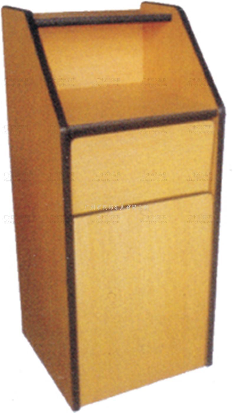 防火板垃圾柜