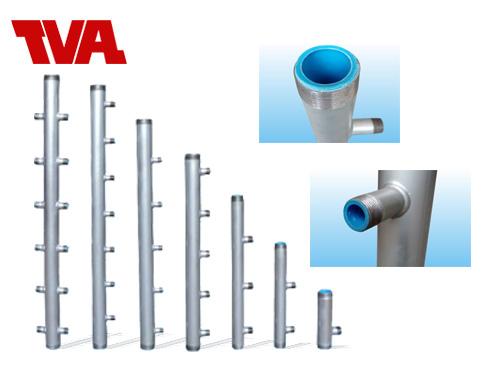 多户型钢塑标签分水器