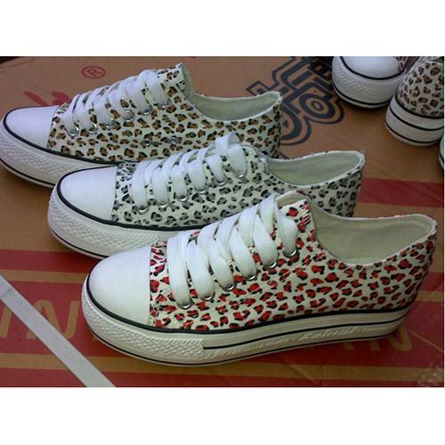 帆布鞋印花