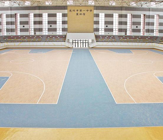 东莞专业运动木地板