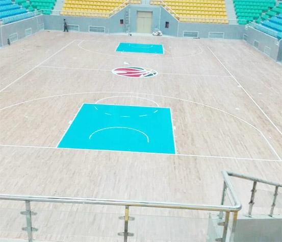 专业运动木地板设计