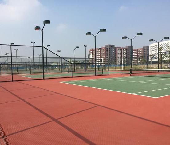 网球场设计